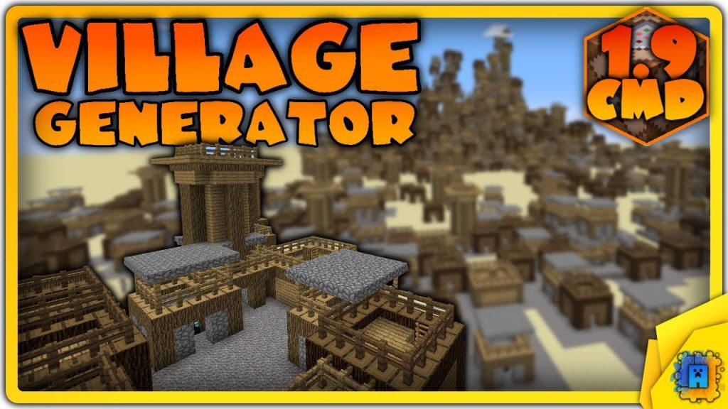 Village Generator Mod