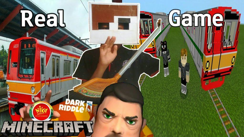 Vjl Tokyo Metro 6000 Series (Indonesia) Addon | Minecraft PE