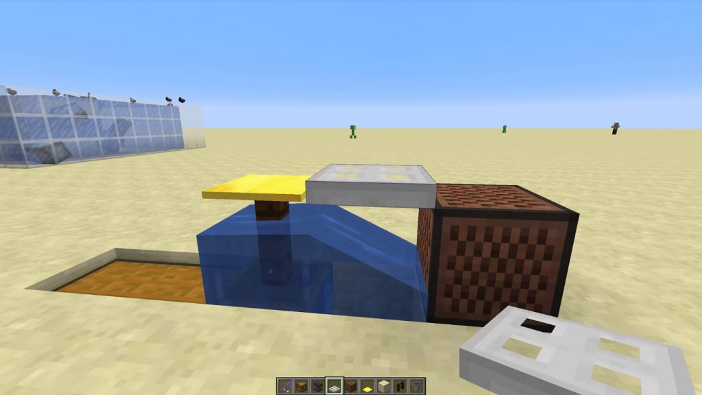 Afk Fish Farm Fix Addon Minecraft Pe Addons Minecraft Pe Mods