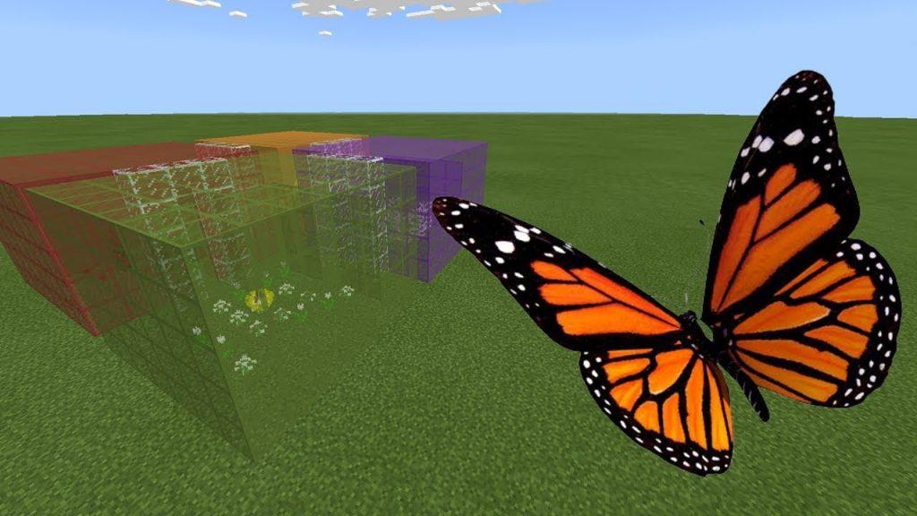 Butterfly Addon