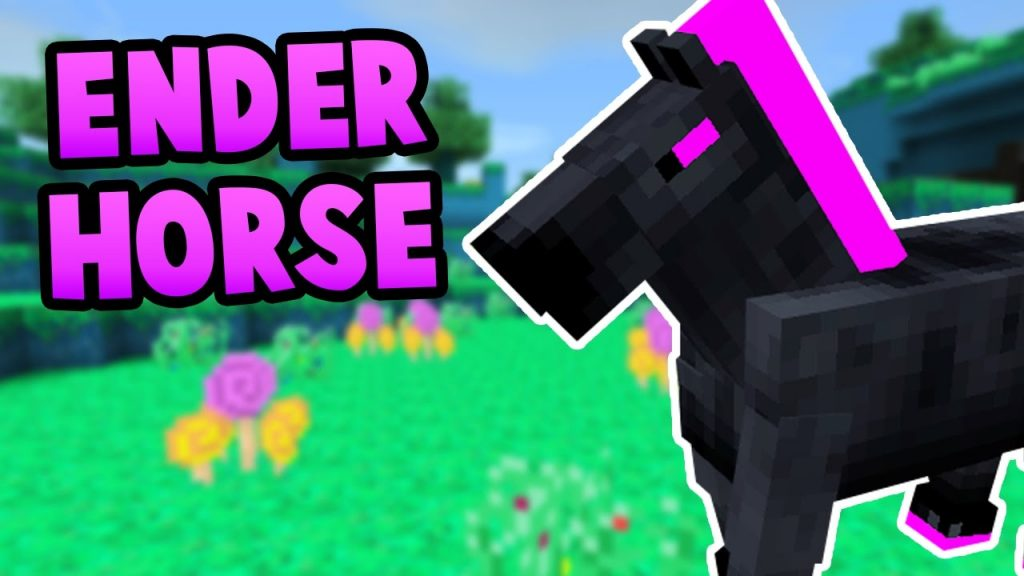Ender Horse Addon(Mod)
