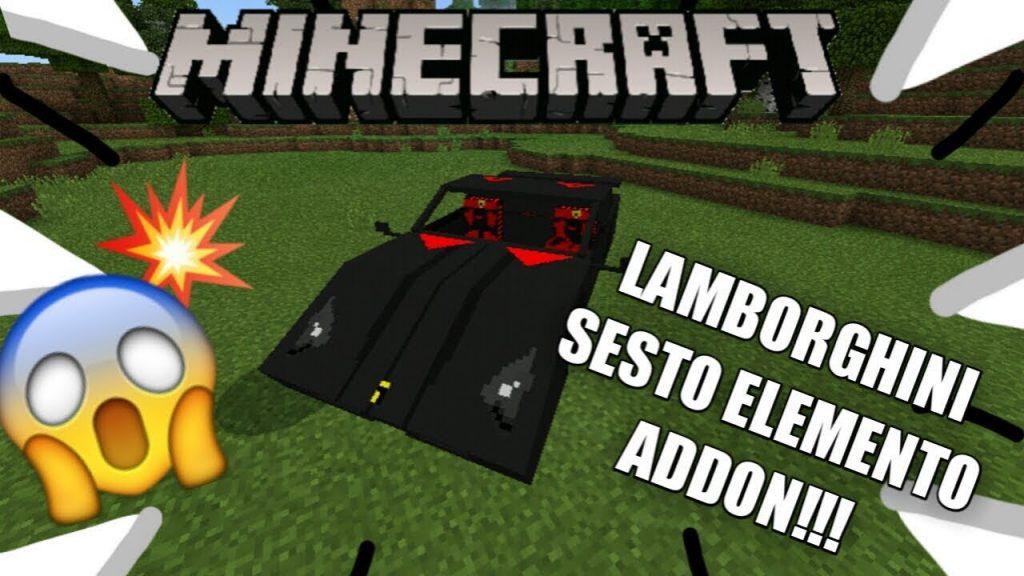 Lamborghini Sesto Elemento Addon