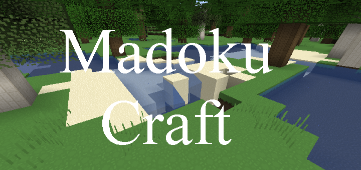 Madoku Craft Texture Pack