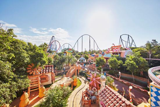 PortAventura World Map
