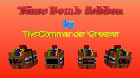 Time Bomb Addon