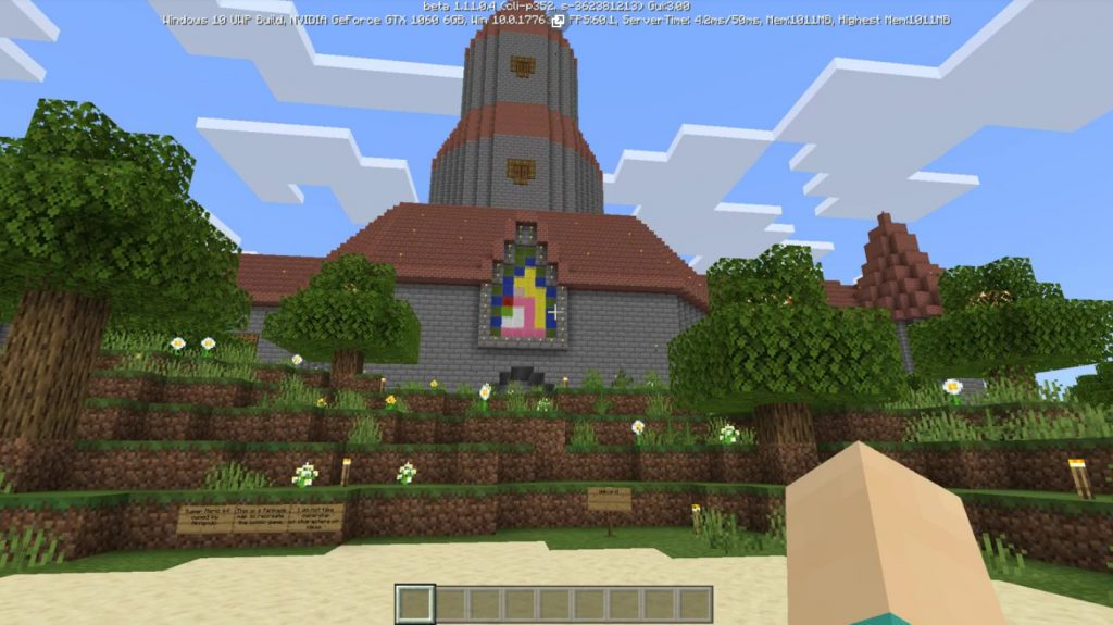 Toadstool Castle Map   Minecraft PE Maps on fortress building in minecraft, castle minecraft map 1 6 4, castle minecraft castle by jerry, castle floor plans for minecraft, castle base minecraft map, castle layouts for minecraft,