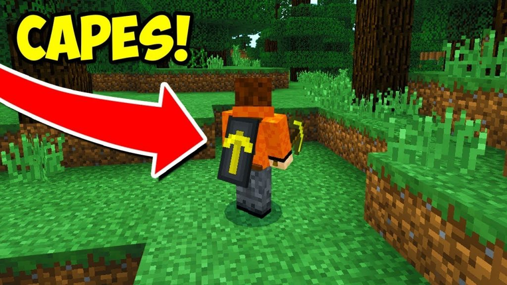 Wearable Cape Banners Addon | Minecraft PE Addons, Minecraft