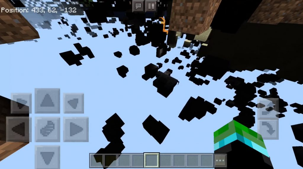X-Ray Texture Pack   Minecraft PE Texture Packs