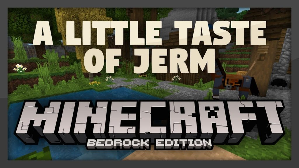 A Little Taste of Jerm Bedrock Texture Pack