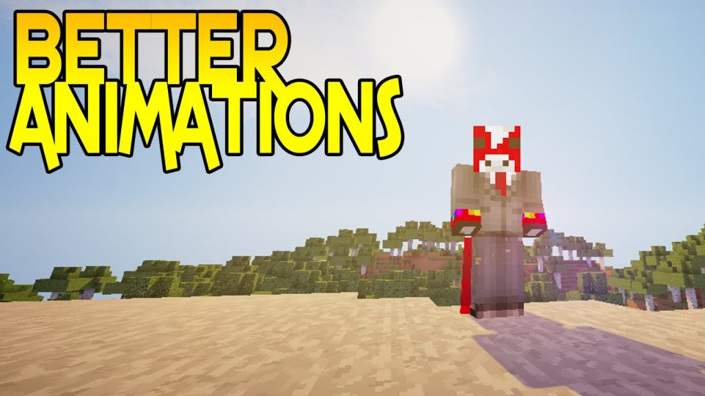 Better Mobs Animation! Texture Pack