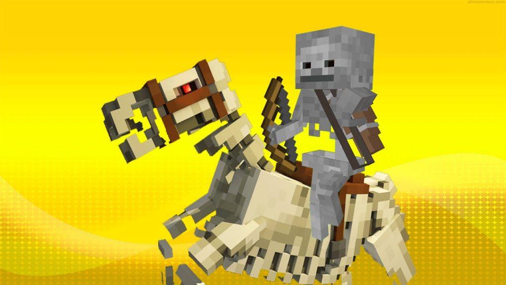 Better Skeleton Horses Mod(Addon)