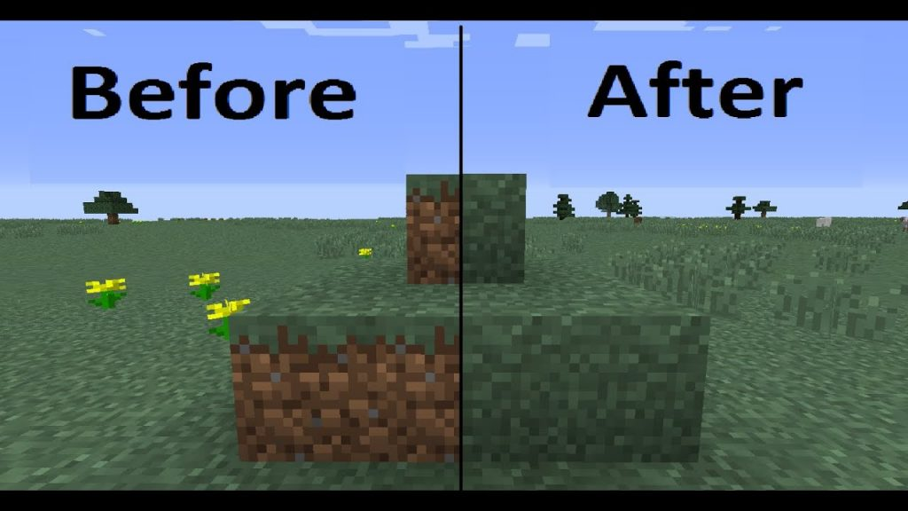 BetterGrass Texture Pack