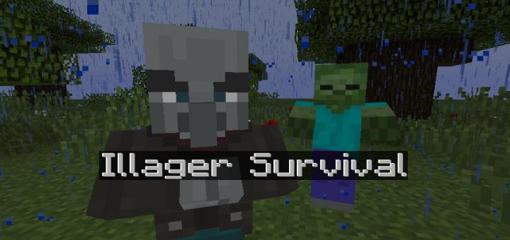 Illager Survival Addon