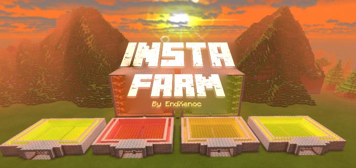 Insta Farms Addon