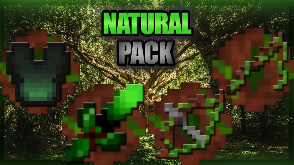 NaturalPack Texture Pack