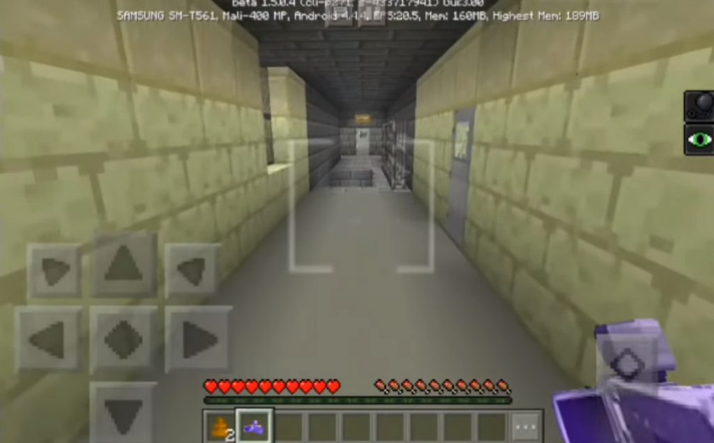 Outlast: The Chase Map | Minecraft PE Maps