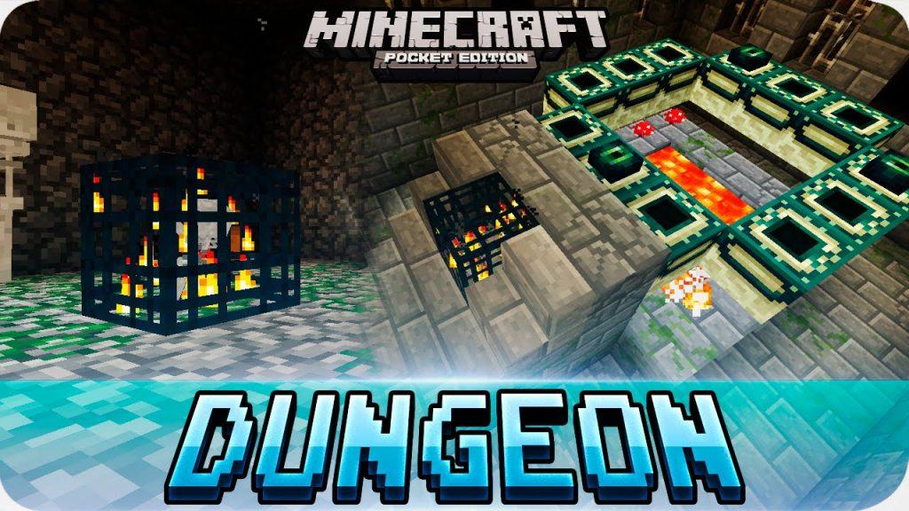 Portals & Dungeons [CTM] Map