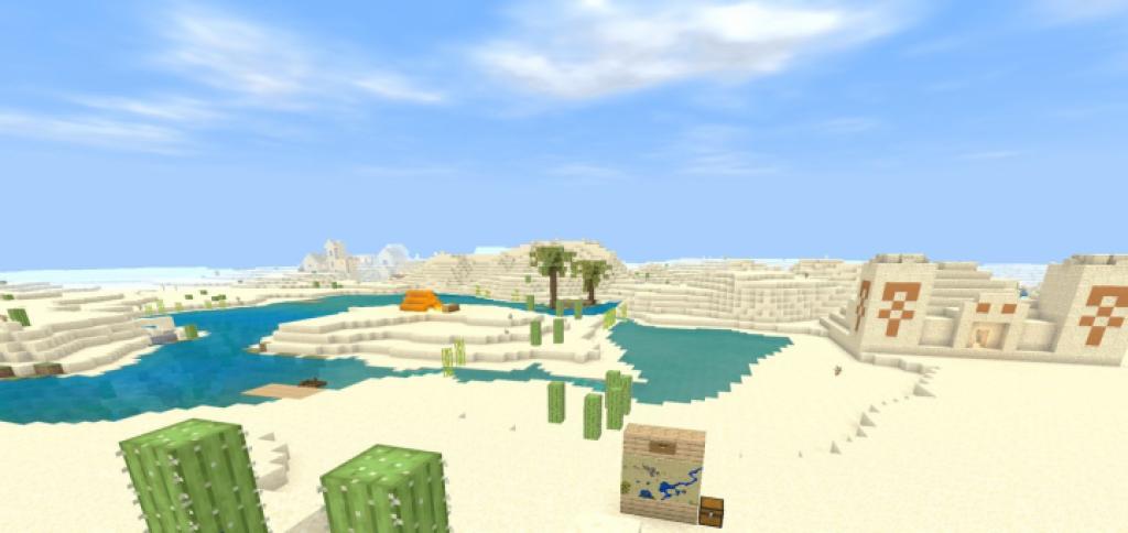 Portals & Dungeons [CTM] Map | Minecraft PE Maps