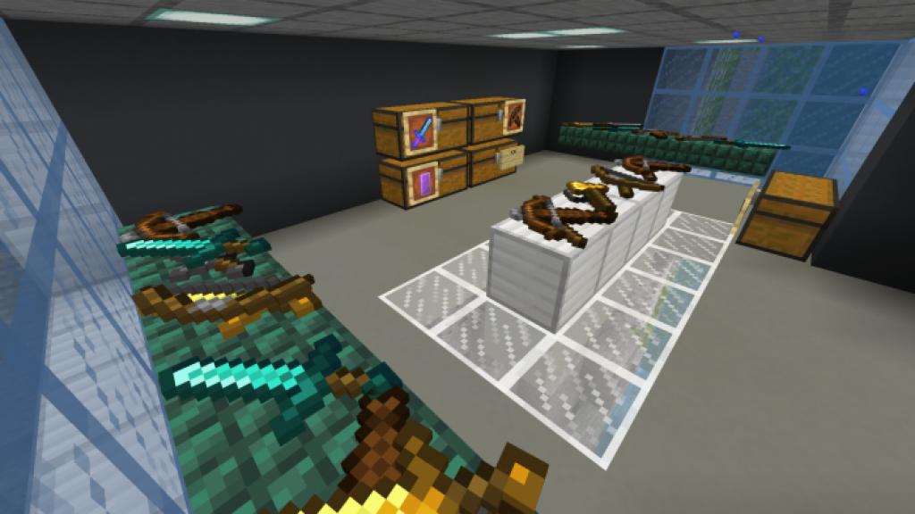 Underground Ravine Base Map Minecraft Pe Maps