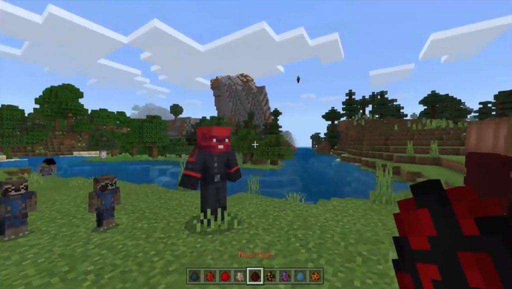 Avengers Endgame Addon | Minecraft PE Addons, Minecraft PE Mods
