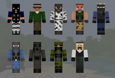 Counter Strike 1.6 SkinPack
