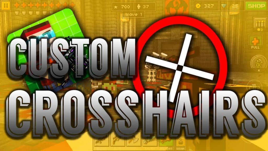 Custom Crosshairs Texture Pack