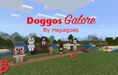 Doggos Galore Addon (Mod)