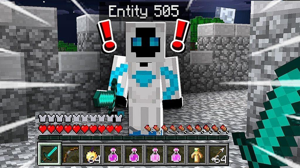 Entity_505 Addon(Mod)