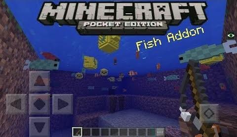 Fishy Addon(Mod)