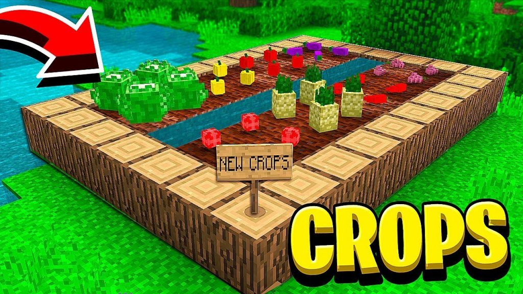 Magical Crops Addon(Mod)
