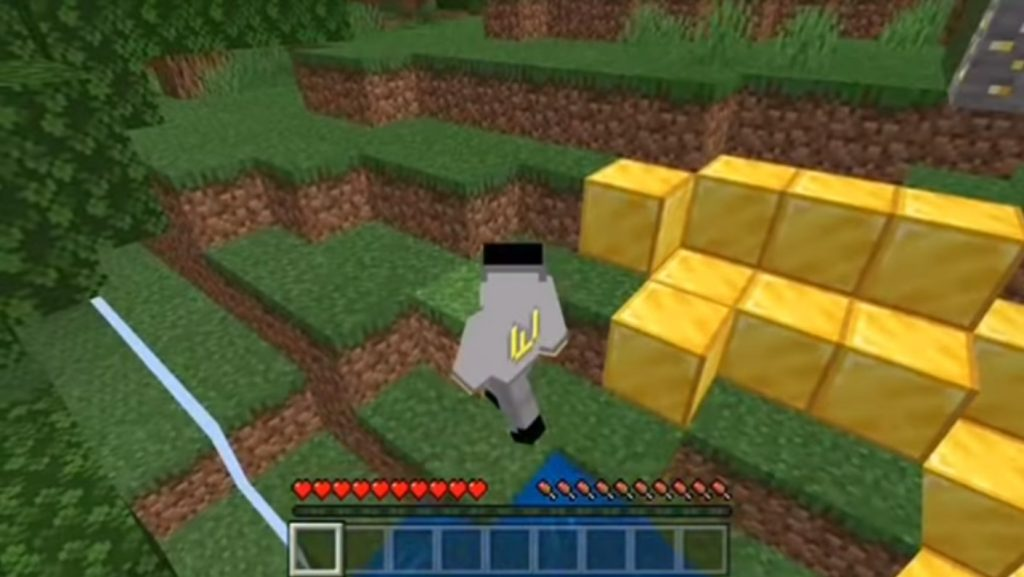 Midas Touch Mod | Minecraft PE Mods