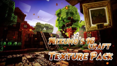 Mizuno's 16 Craft Texture Pack