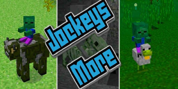 More Jockeys Mod (Addon)