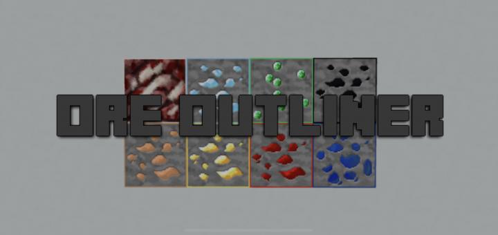 OreOutliner Texture Pack