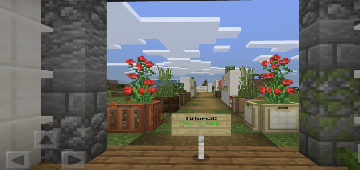 Planters: Tutorial Map