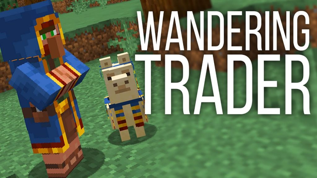 Wandering Trader House Addon