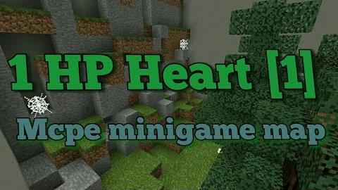 1 HP Heart Map