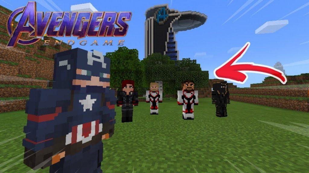 Avengers EndGame SkinPack