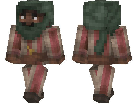 Berber Cavalry Skin