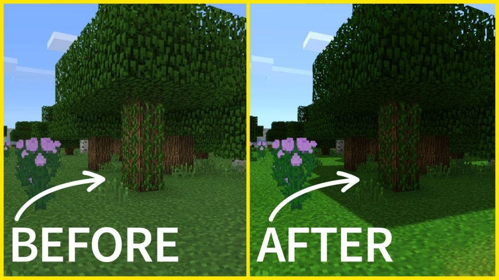 Enhanced Vanilla Shader Texture Pack
