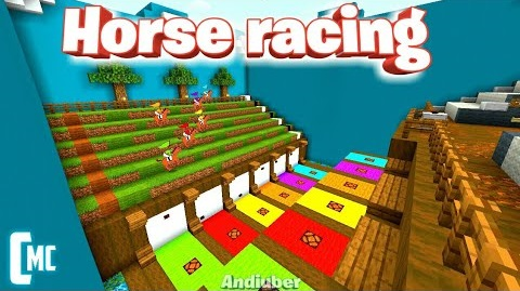 Horse Racing Map