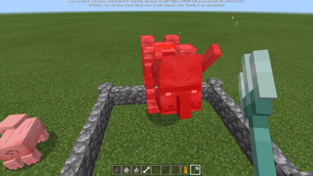 Infinity Gauntlet Addon | Minecraft PE Addons