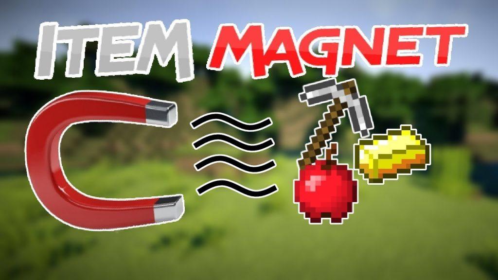 Item Magnet Addon