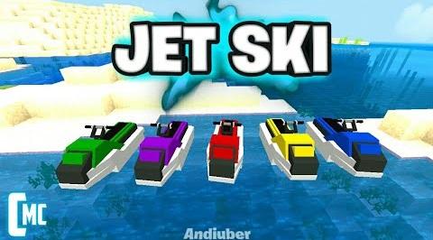 Jet Ski Addon