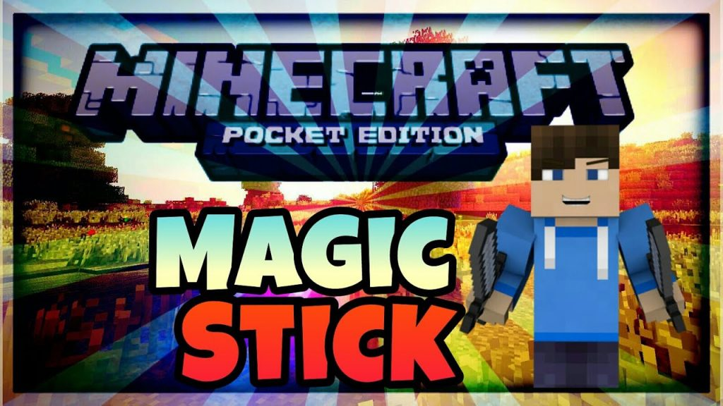Magic Sticks Addon