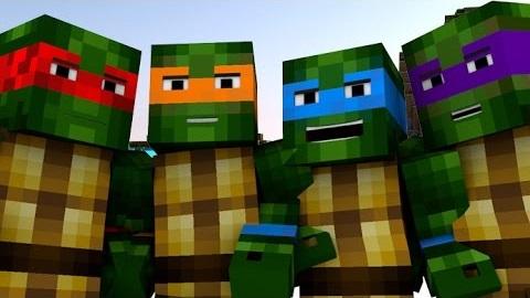Raphael Skin (Ninja Turtles)