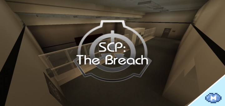 SCP The Breach Map | Minecraft PE Maps