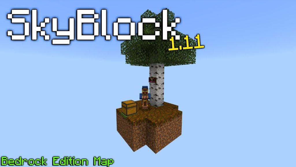 SkyBlock 50 Map