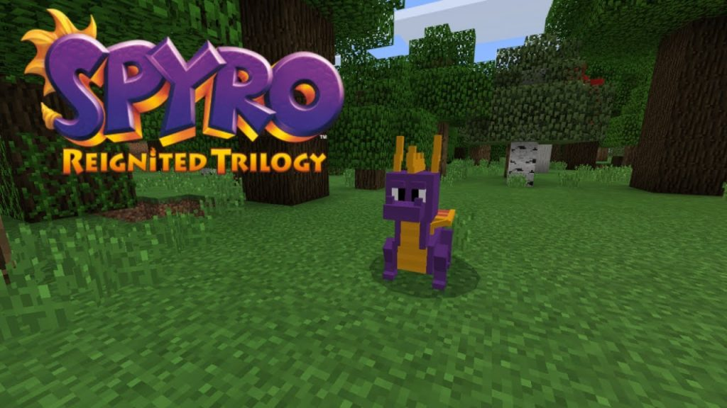 Spyro The Dragon Addon (Beta3)