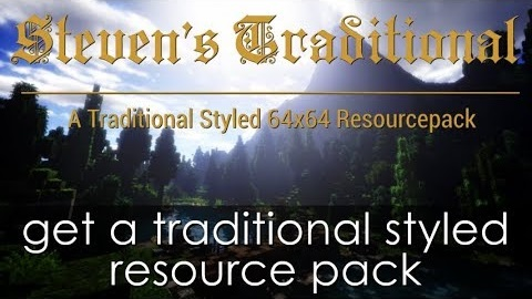 Stevens Traditional Texture Pack